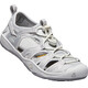 Keen Moxie Sandal Sandały Dzieci szary/biały